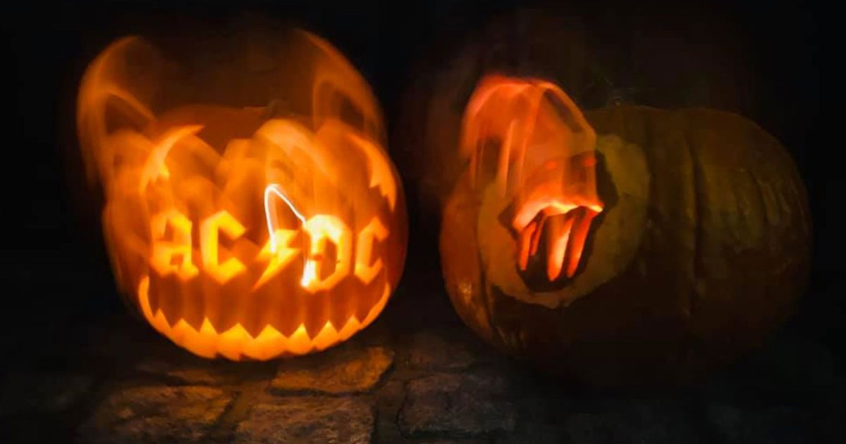 Halloween: Kürbis schnitzen mit Schmidt und Schmidts Katze