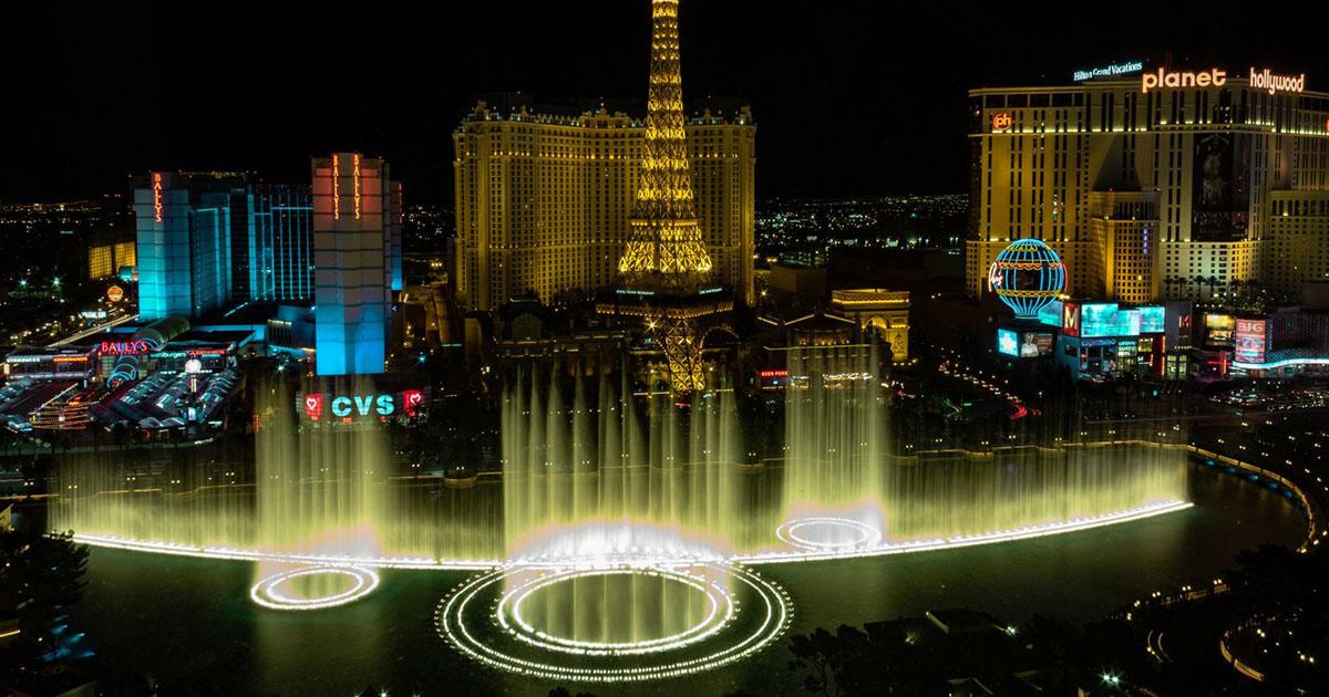 Journey live in Las Vegas: 7 Tipps für Sin City