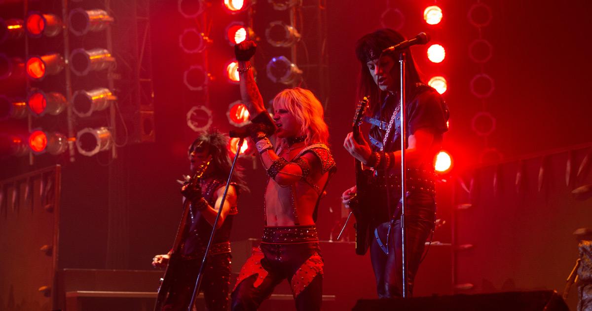 """Groovy Movies: """"The Dirt"""" von Mötley Crüe im ROCK ANTENNE Hamburg Check"""