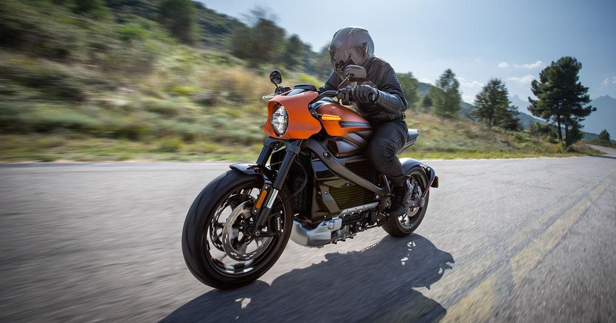 CES 2019: Harley-Davidson präsentiert erstes Elektro-Motorrad