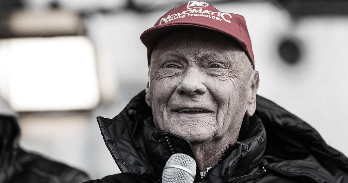 Formel 1-Weltmeister, Unternehmer, Legende: Niki Lauda ist tot