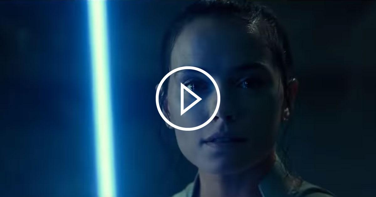 Star Wars IX: Seht hier den Trailer zum großen Finale