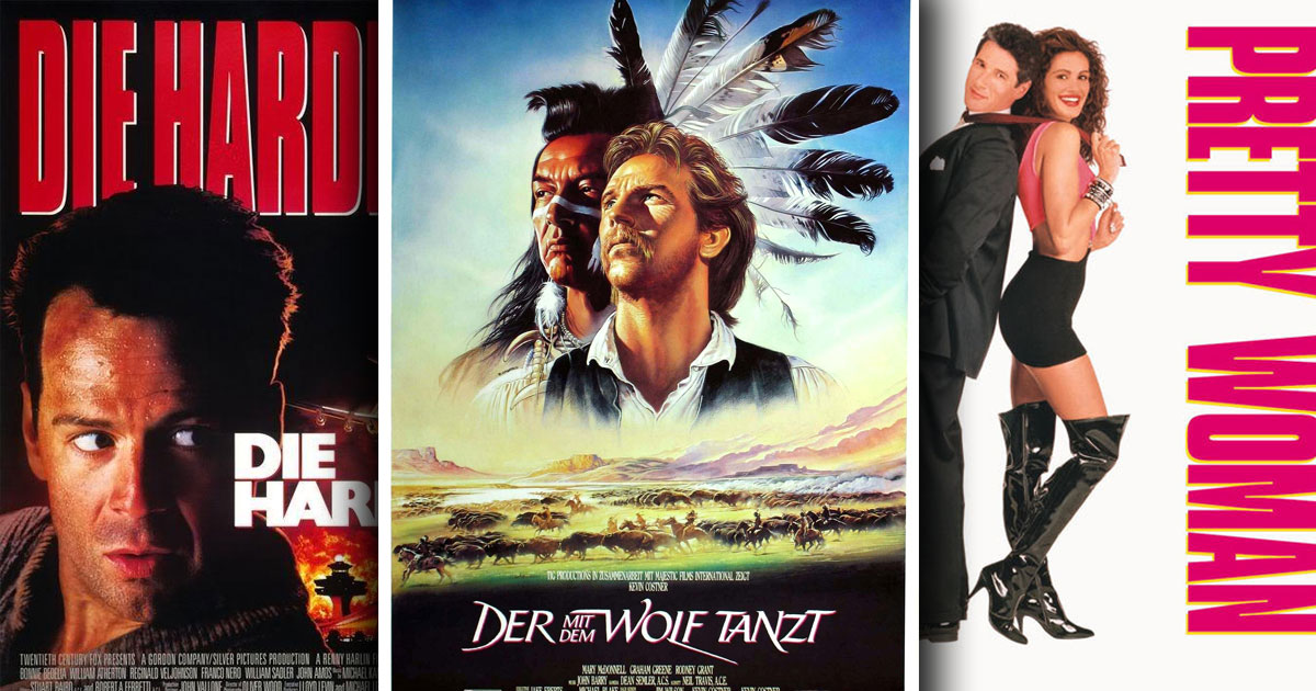 TV Party Tonight: Diese Kultfilme werden 30