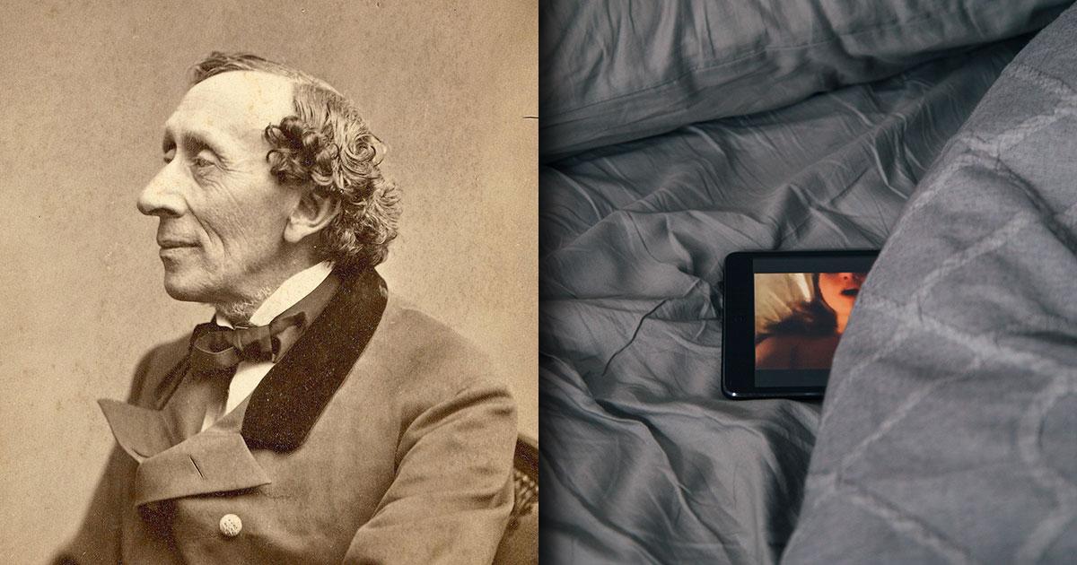 Hans Christian Andersen: Märchen oder Schmuddelfilm?