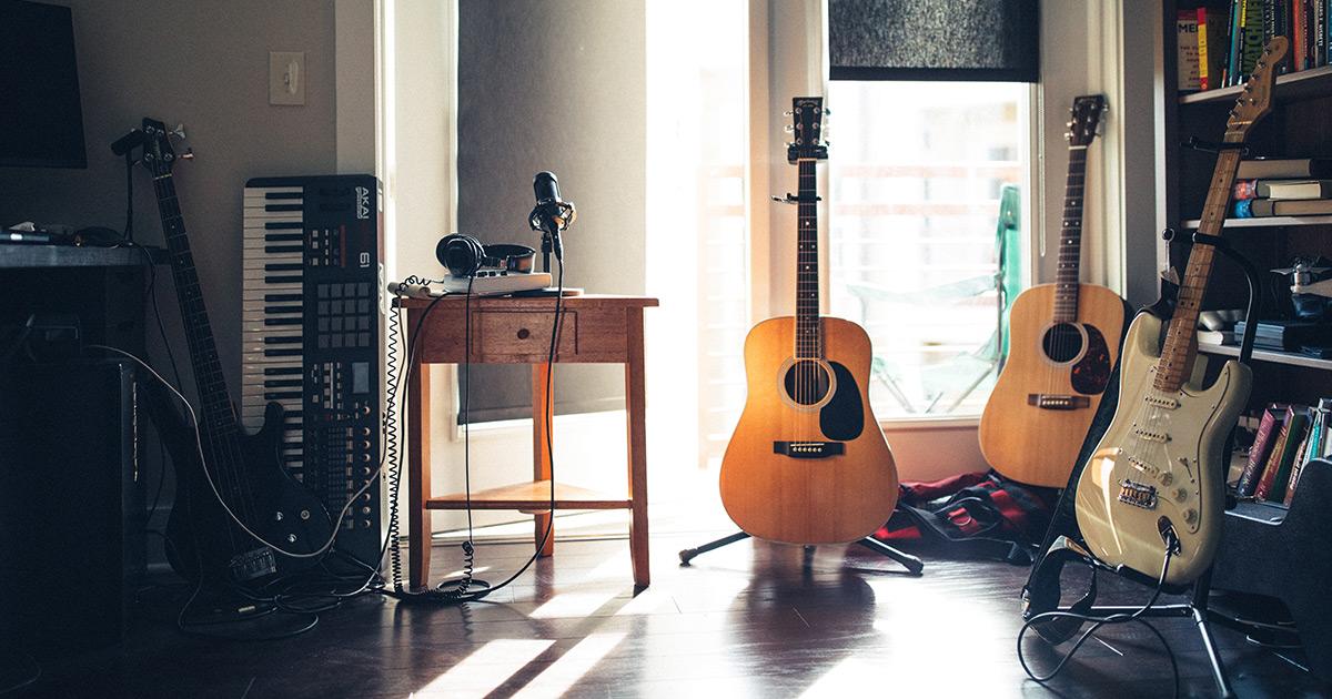 Home Sweet Home: Wo die wilden Rocker wohnen
