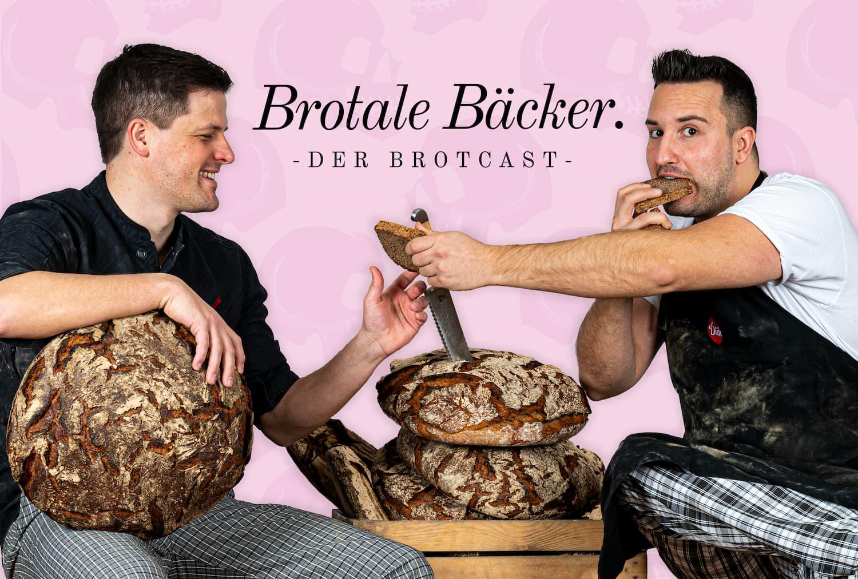 Brotale Bäcker: Wie zwei Bäcker aus Schleswig-Holstein die Podcast-Welt erobern