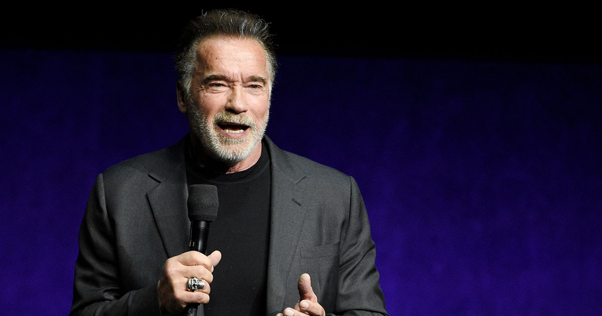 Happy Birthday, Terminator: 20 Weisheiten von Arnold Schwarzenegger