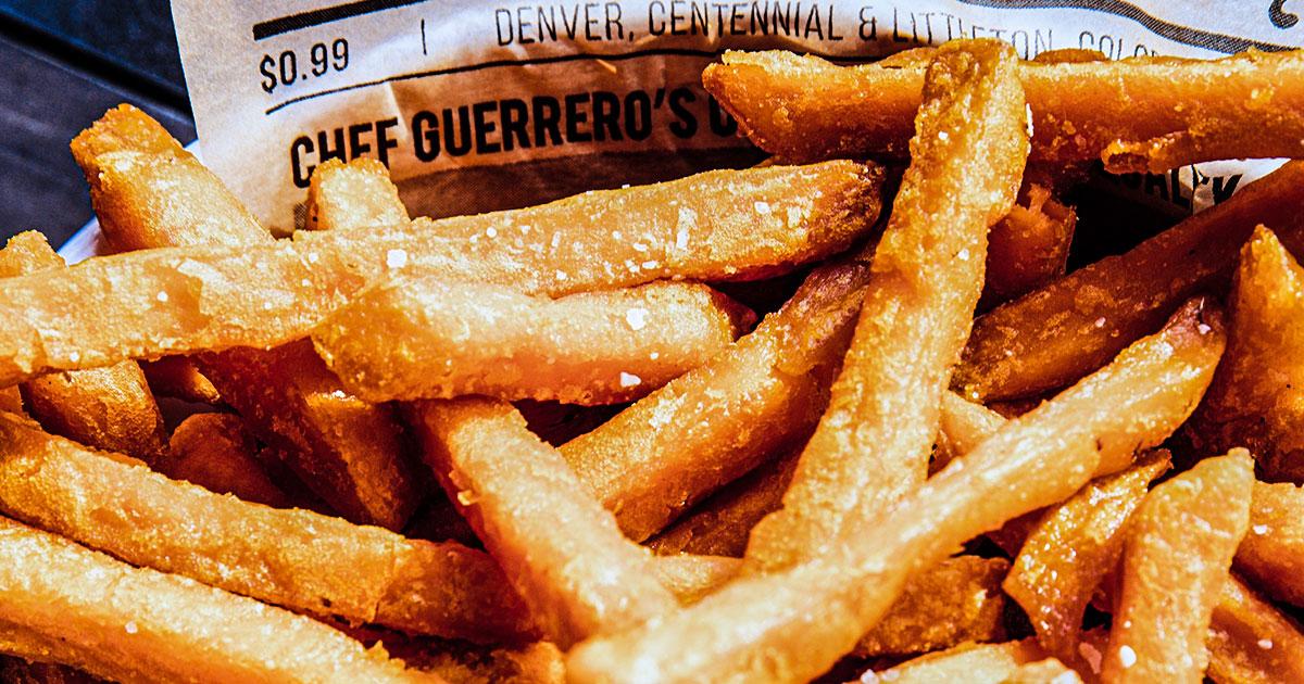 Gimme all your Pommes: 10 Fakten über Fritten