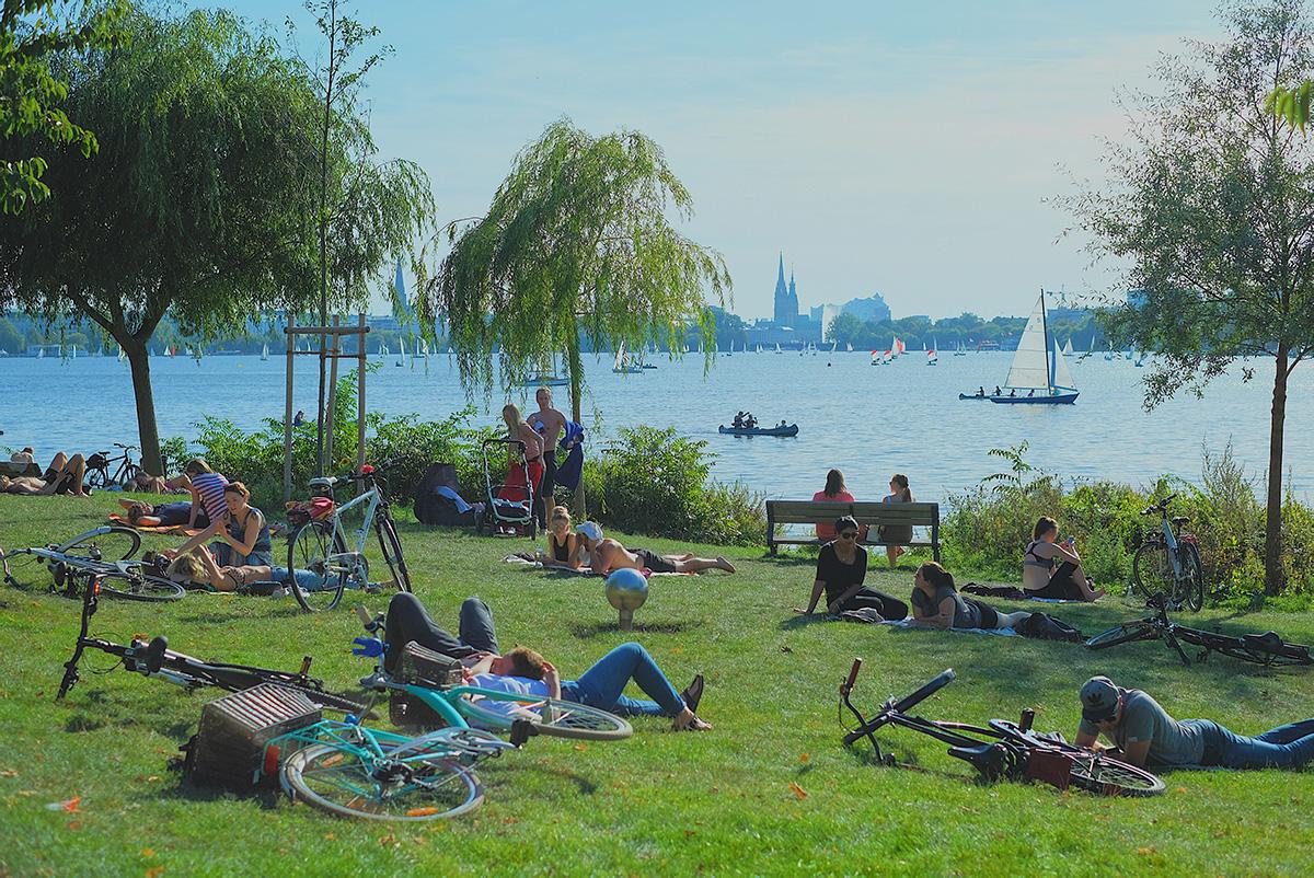 Easy Livin': Hamburg und die Umgebung als Standort einer Ferienwohnung