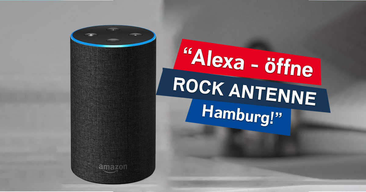Der beste Rock nonstop per Smart Speaker