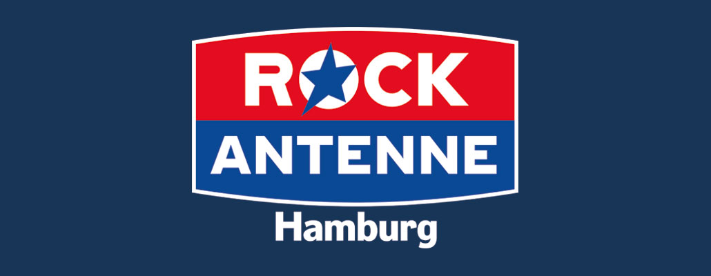 ROCK ANTENNE Hamburg live - der beste Rock nonstop für Hamburg!
