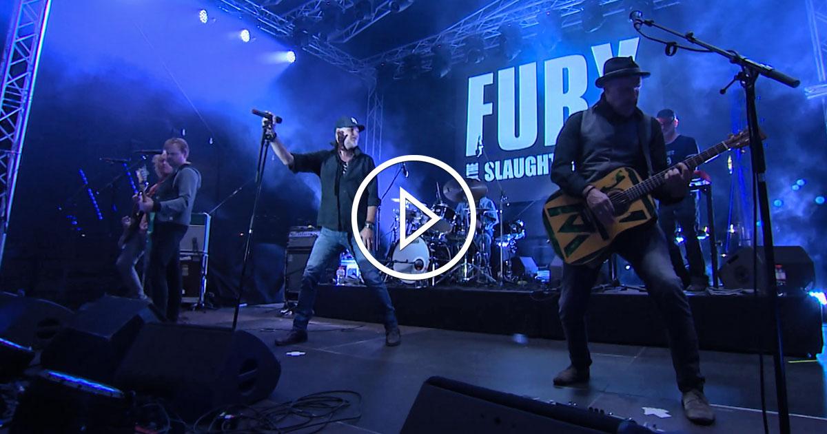 Hamburg Cruise Days 2019: Seht hier Eindrücke von Fury in the Slaughterhouse und der großen Parade