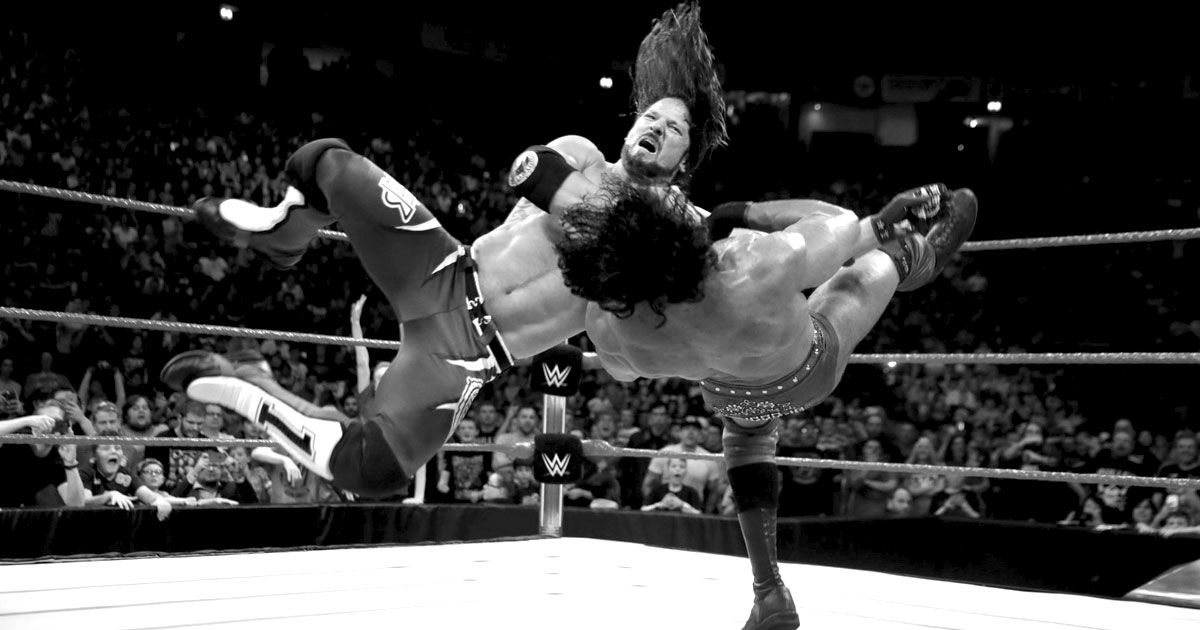 16.05.2019: WWE Live