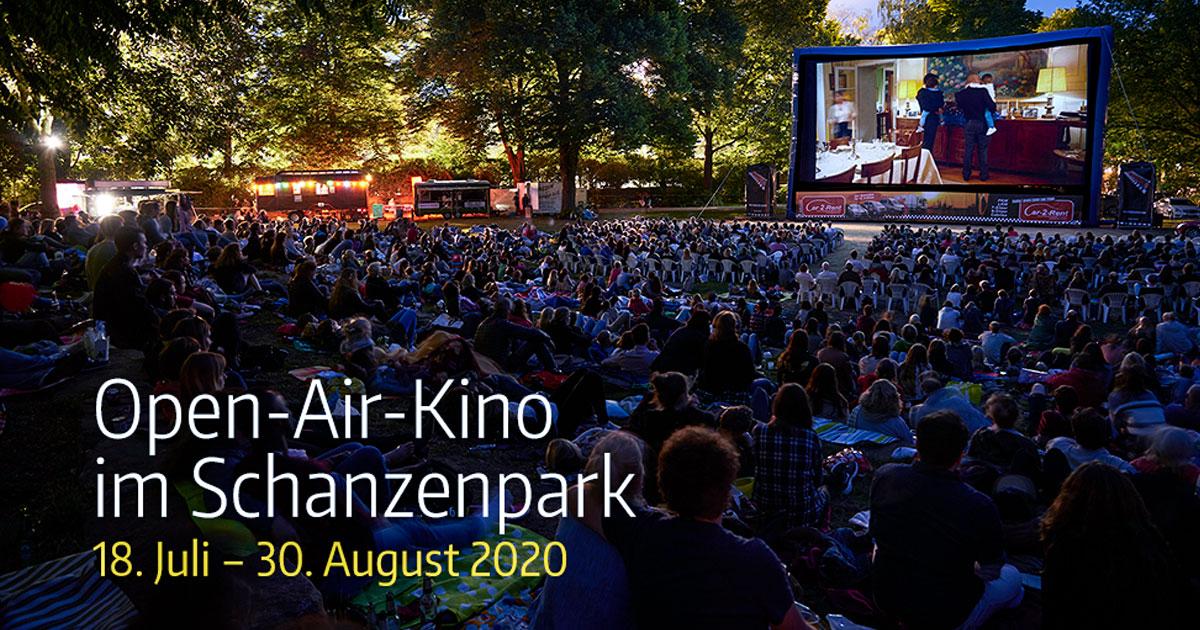 18.07.-30.08.: Das Open Air Schanzenkino - präsentiert von ROCK ANTENNE Hamburg
