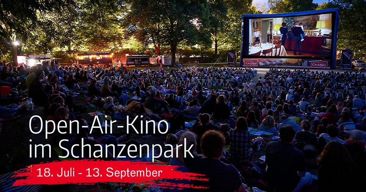 18.07.-13.09.: Das Open Air Schanzenkino - präsentiert von ROCK ANTENNE Hamburg