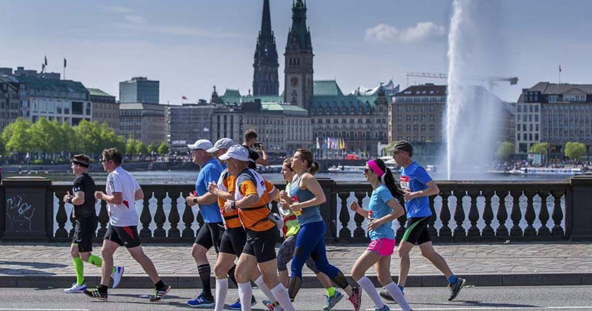 Haspa Marathon Hamburg am 12.09.2021: Diese Straßen sind am Wochenende dicht