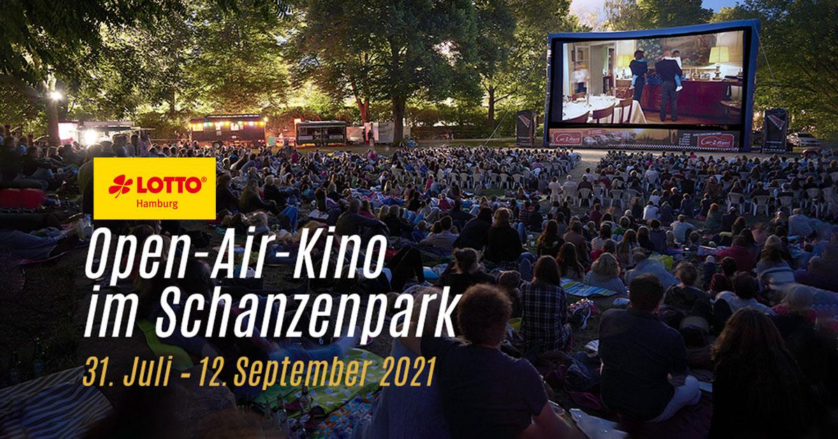 31.07.-12.09.: Das Open Air Schanzenkino - präsentiert von ROCK ANTENNE Hamburg
