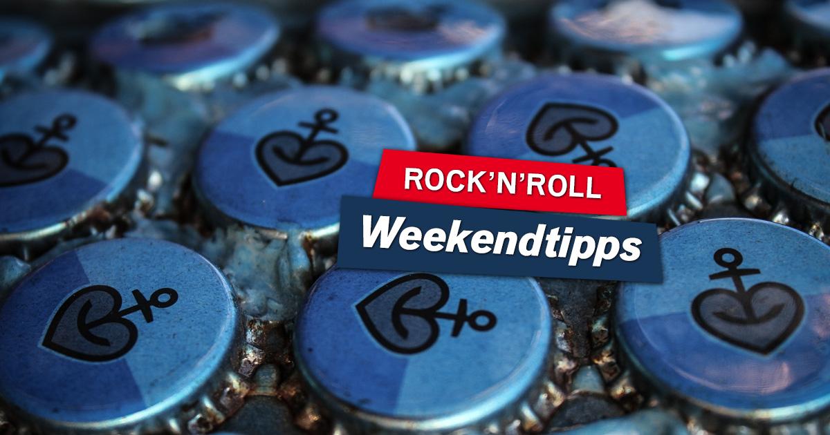 Rock'n'Roll Weekendtipps: Unsere Veranstaltungs-Tipps für Hamburg