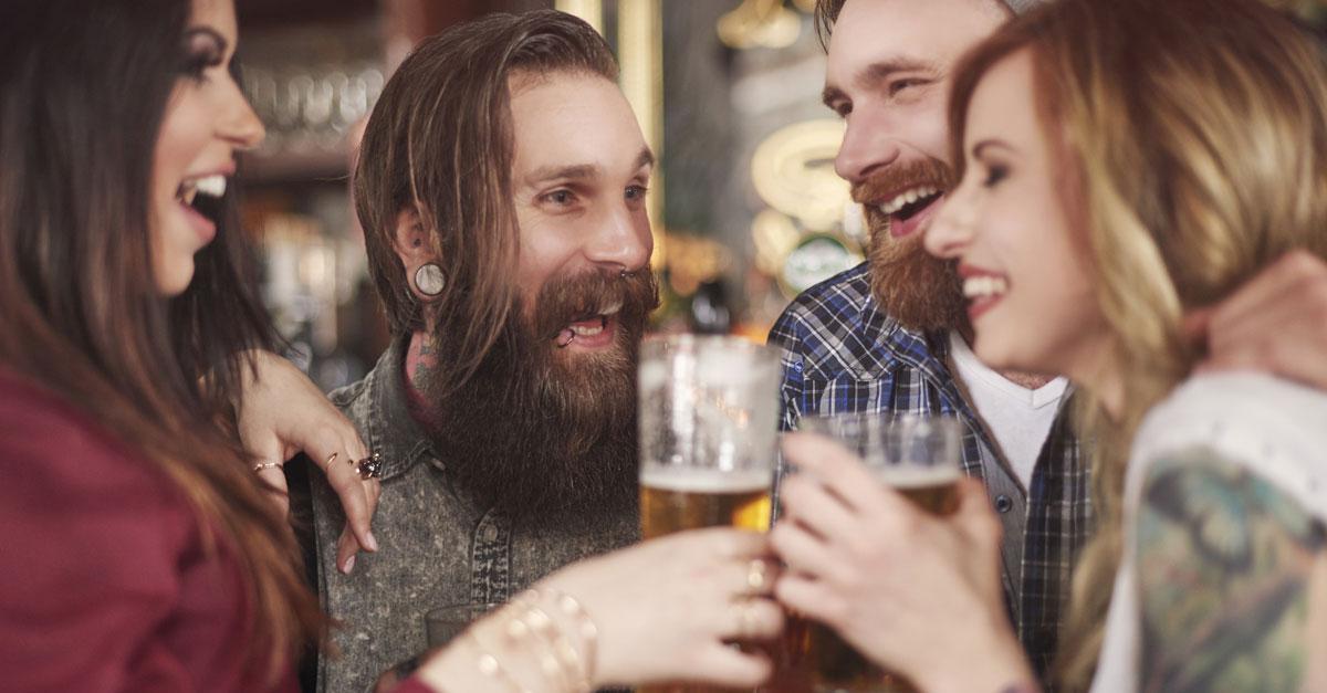 Diese Bars, Clubs & Kneipen rocken