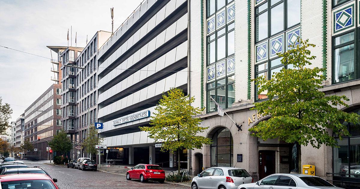 Verkaufsoffener Sonntag: Parken im Parkhaus Große Reichenstraße