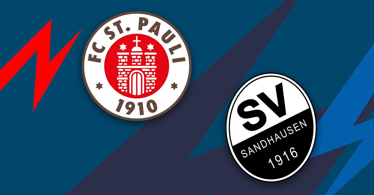 FC St. Pauli: Last Minute-Heimsieg gegen Sandhausen
