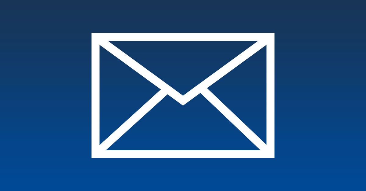 Mail ins Studio