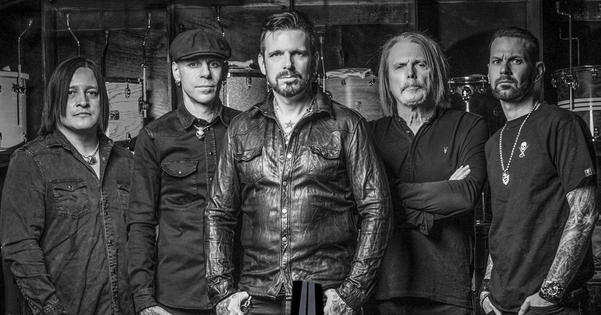 12.11.: Black Star Riders