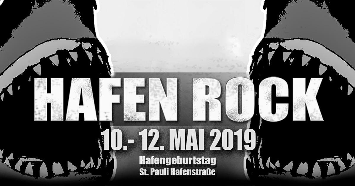 10.-12.05.2019: Hafen Rock 2019