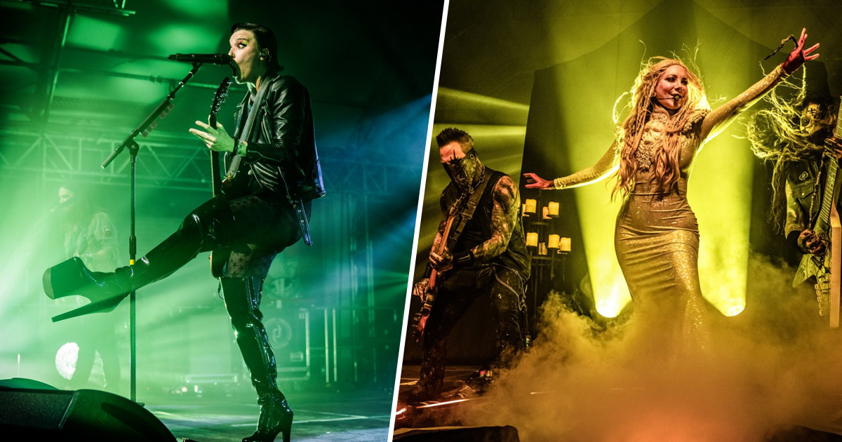 Halestorm + In This Moment live 2019: Die Fotos vom Konzert in München