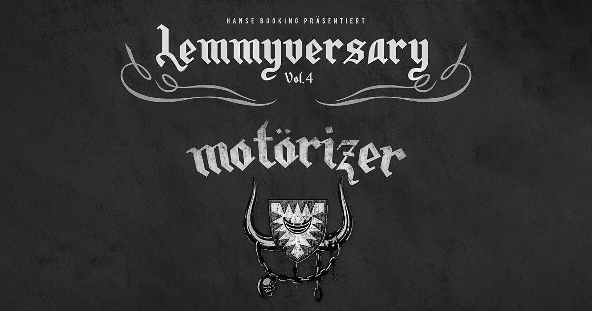 28.12.2019: Lemmyversary Vol. 4 / Hamburg