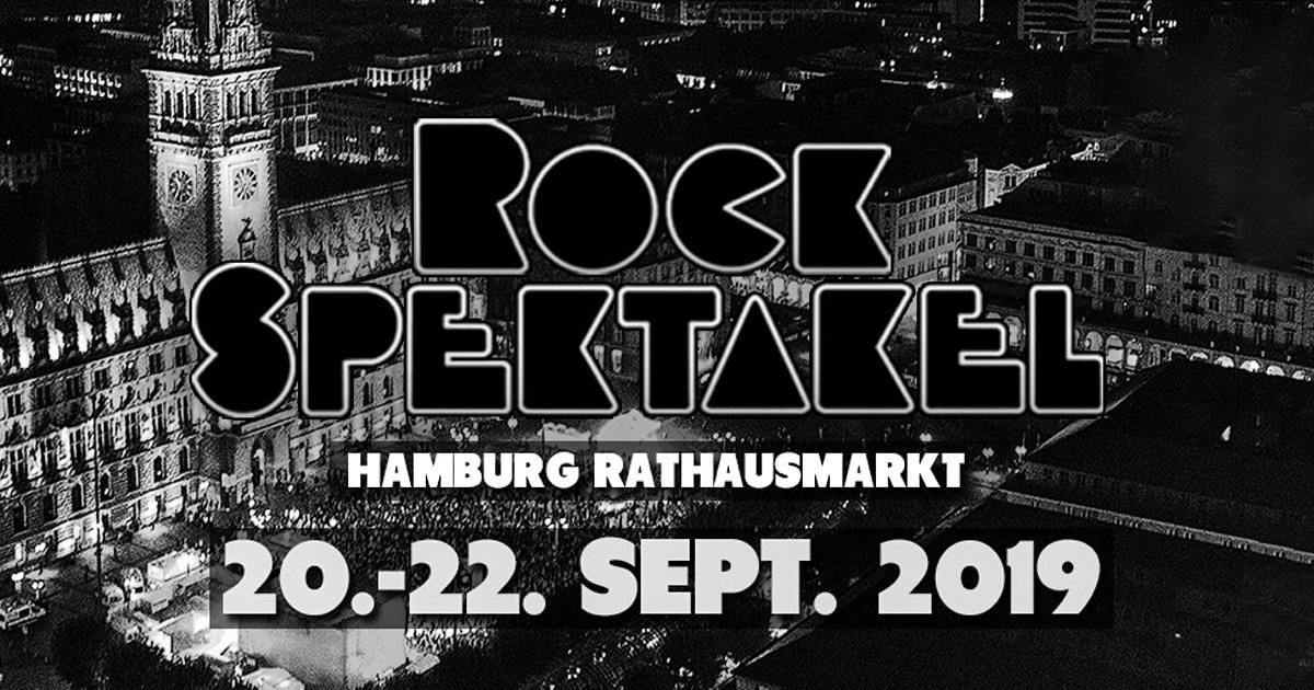 20.-22.09.2019: Rockspektakel 2019 / Hamburg