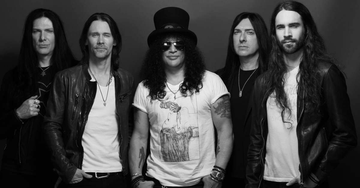 03.03.2019: Slash feat. Myles Kennedy & The Conspirators