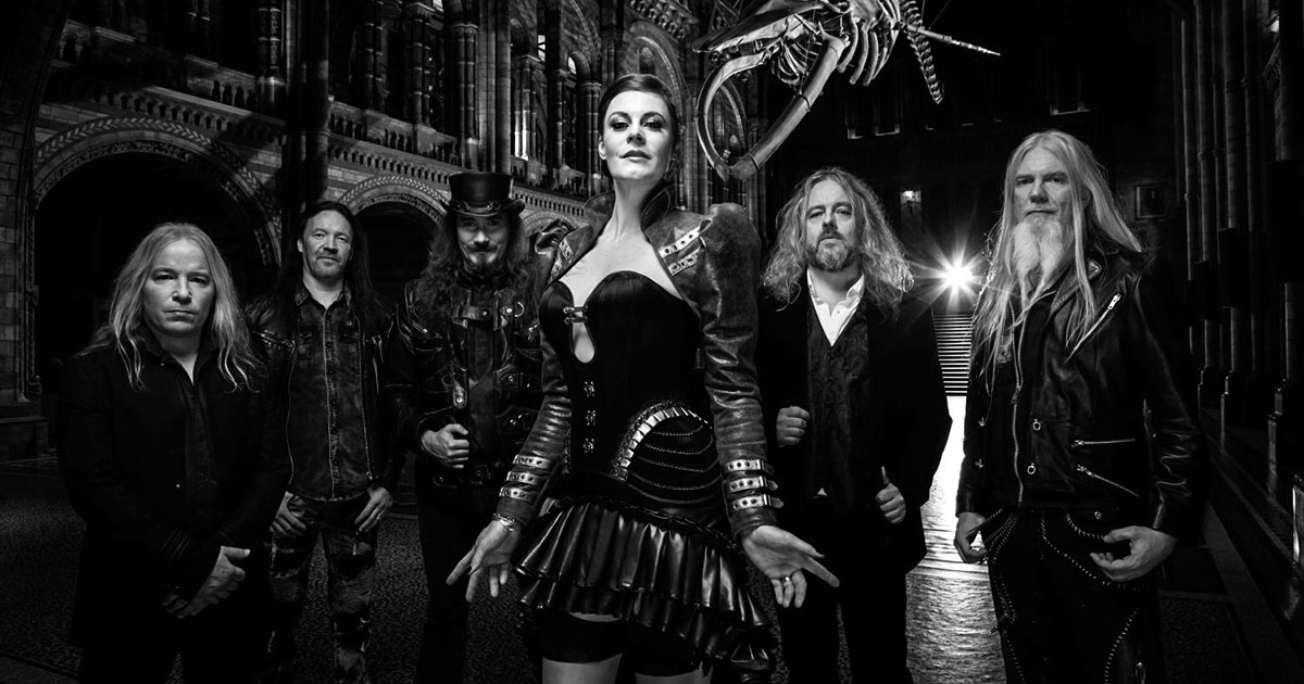 Neu im ROCK ANTENNE Hamburg Konzertkalender: NIGHTWISH live 2020!