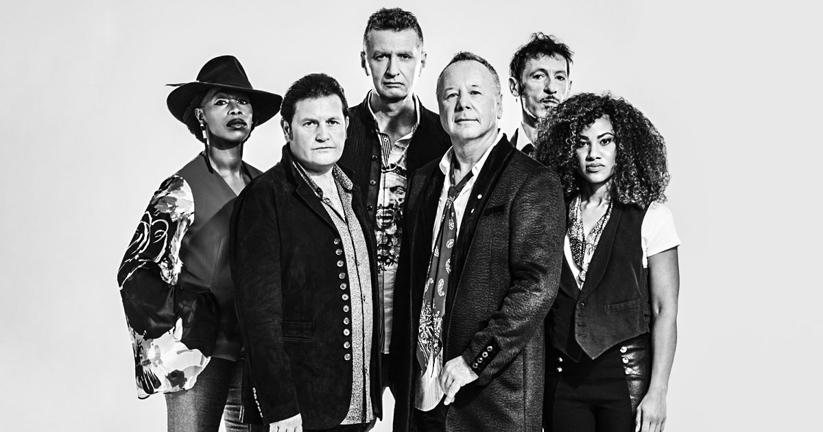 16.03.: Simple Minds