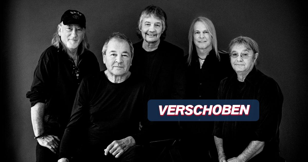 Verschoben auf 23.06.2021: Deep Purple / Hamburg