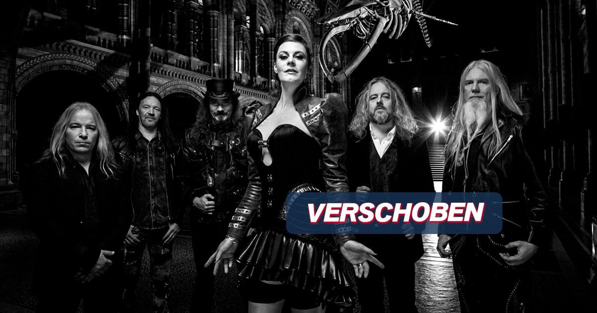 VERSCHOBEN auf 27.05.2021: Nightwish / Hamburg