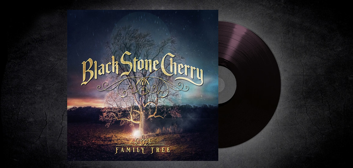 Black Stone Cherry – <em>Family Tree</em>