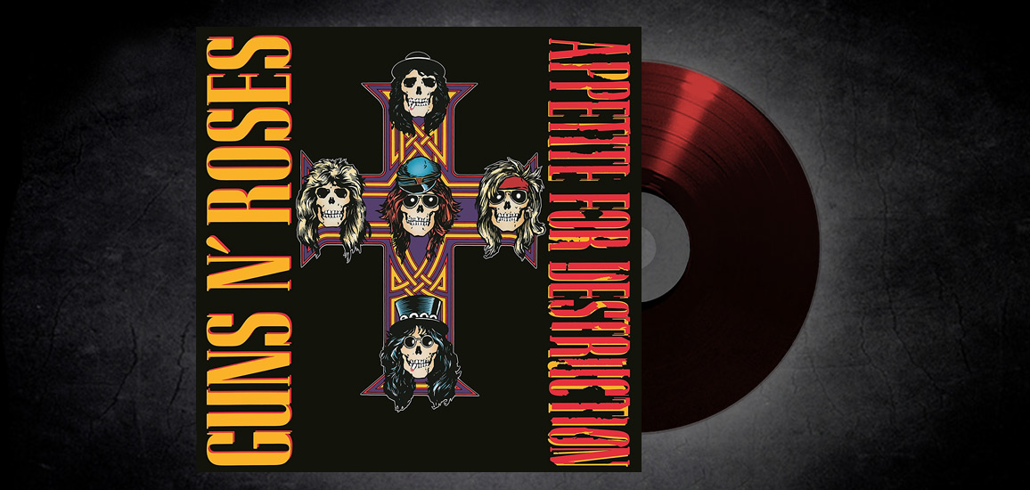 Guns N 'Roses – Locked and Loaded
