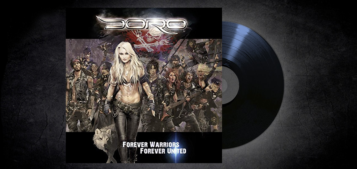 Doro - Forever Warriors Forever United