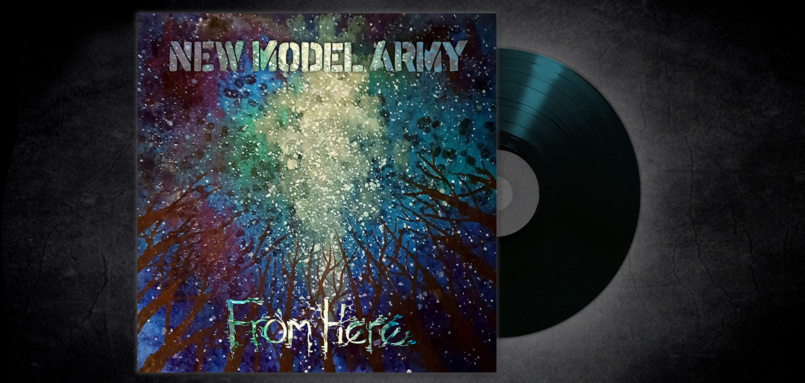New Model Army – From here