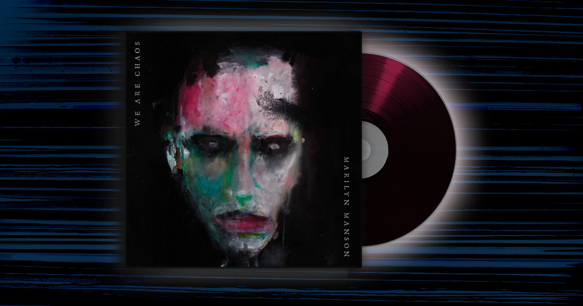 Marilyn Manson - <em>We Are Chaos</em>