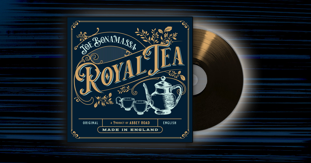 Joe Bonamassa - <em>Royal Tea</em>