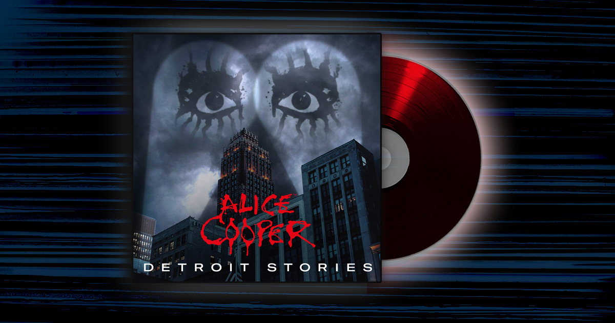 Alice Cooper - <em>Detroit Stories</em>