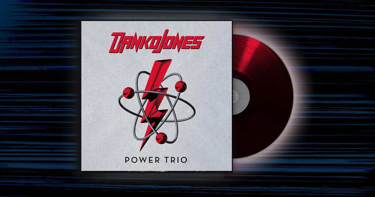 Danko Jones - <em>Power Trio</em>
