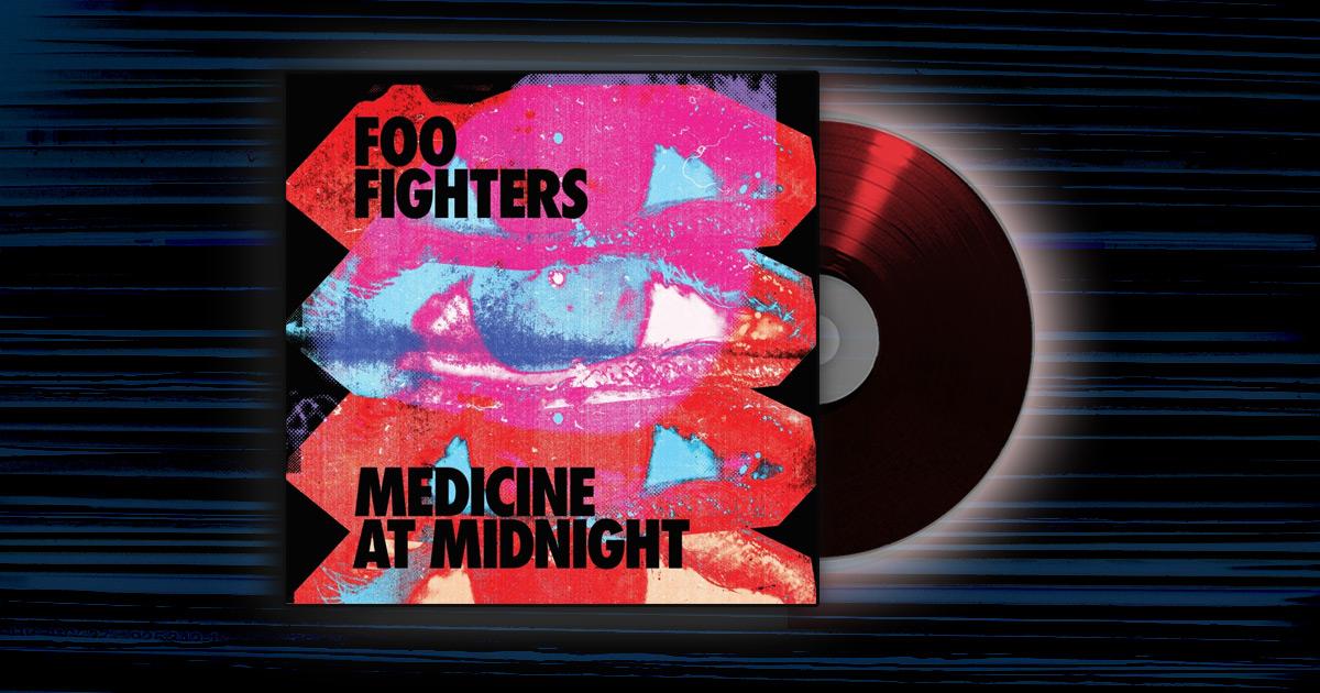 Foo Fighters - <em>Medicine at Midnight</em>