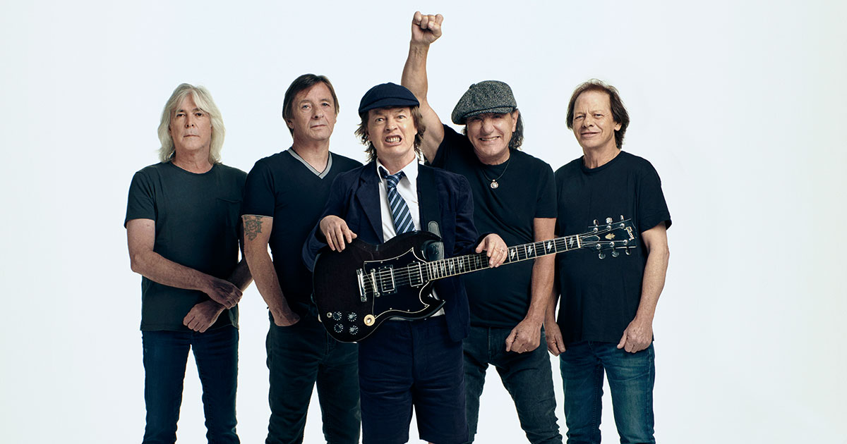 "AC/DC: Seht hier das das neue Musikvideo zu ""Shot In The Dark"""