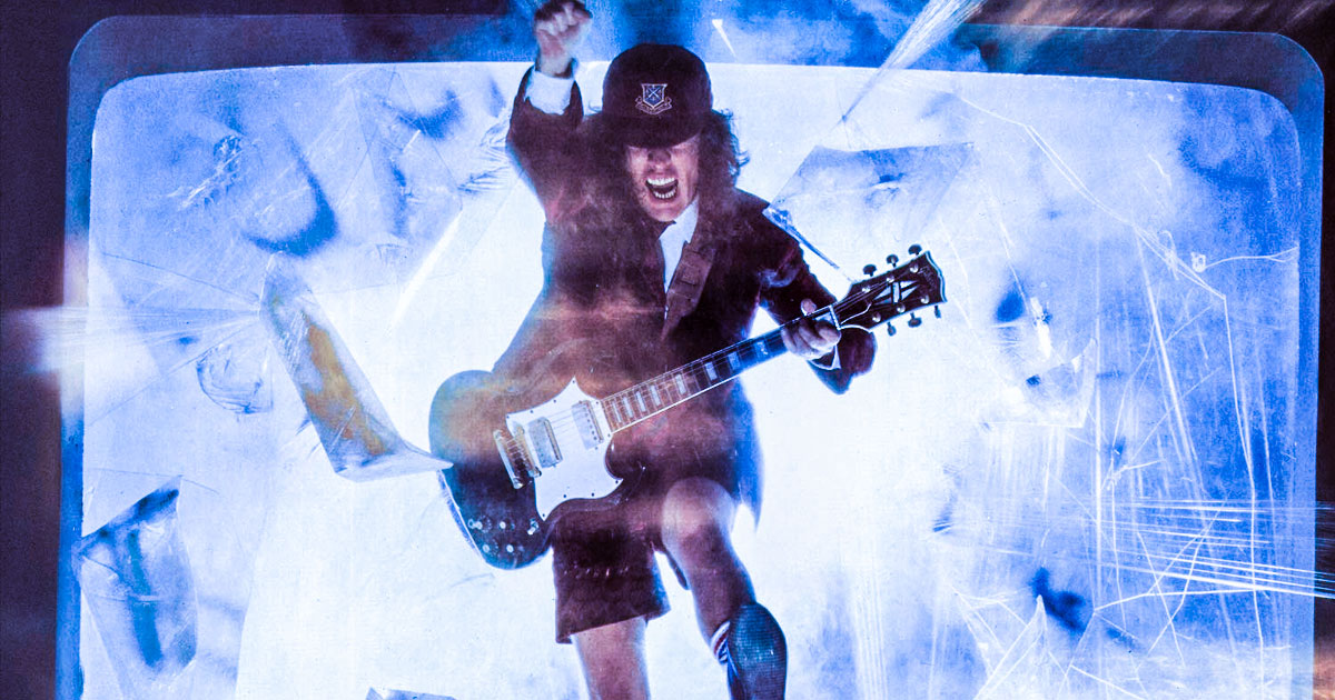 Blow Up Your Video: Die 10 besten Musikvideos von AC/DC