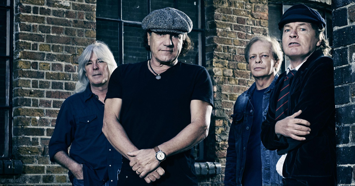 "AC/DC: Die neue Single ""Shot In The Dark"" in der ROCK ANTENNE Hamburg Radiopremiere"