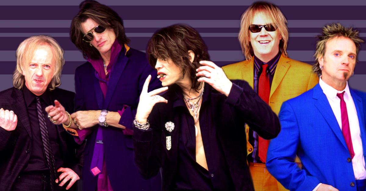 Aerosmith: Band-Van aus den 70ern im Wald entdeckt