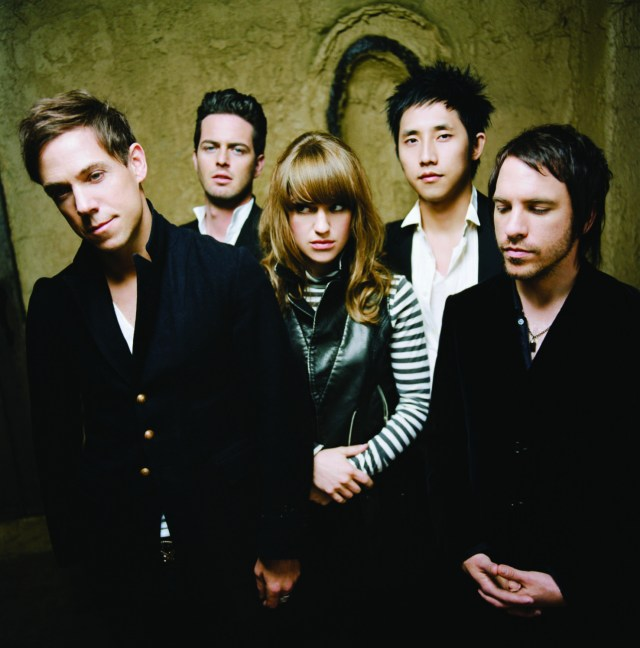 """Neueinsteiger: The Airborne Toxic Event - """"Come On Out"""""""